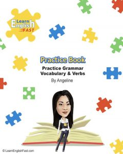 Learn English Fast E-Book